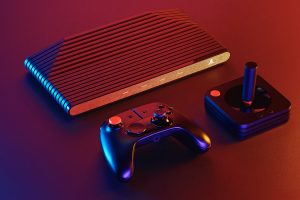 console rétro Atari VCS 800