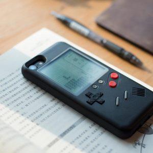 coque iphone pour jouer à tetris
