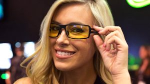 lunettes gaming design