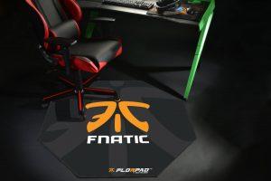 tapis de sol pour chaise gaming